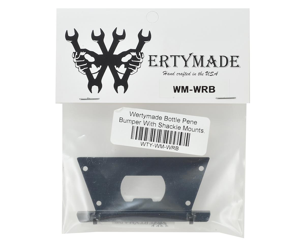 Wertymade Wraith Bottle Pene Bumper w/Shackle Mounts