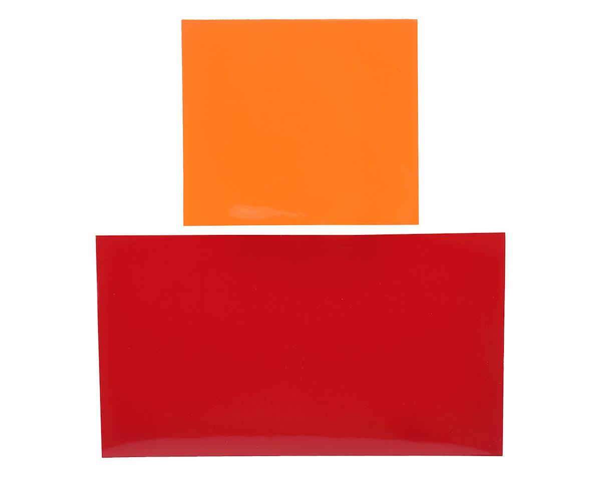 WRAP-UP NEXT Color Lens Film Set (Red/Orange) (Taillights/Blinker)