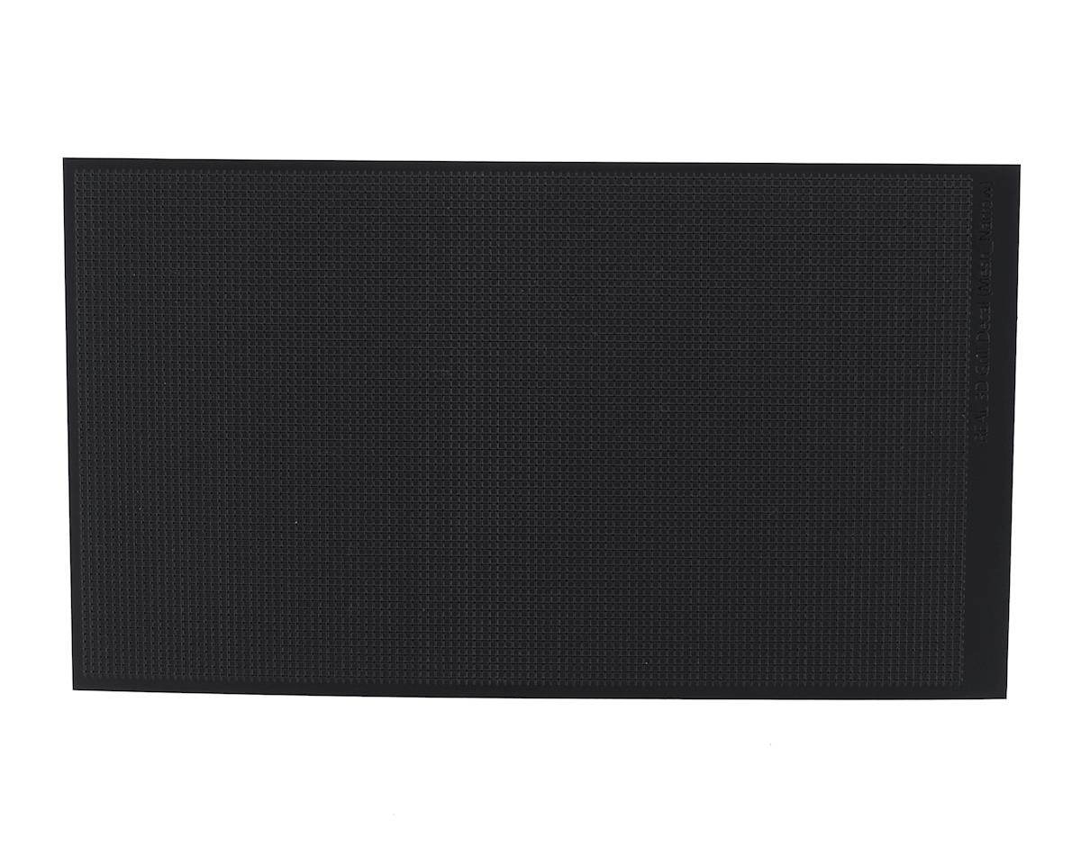 WRAP-UP NEXT REAL 3D Grill Decal (Black/Black) (Grid-Mesh-Thin) (130x75mm)