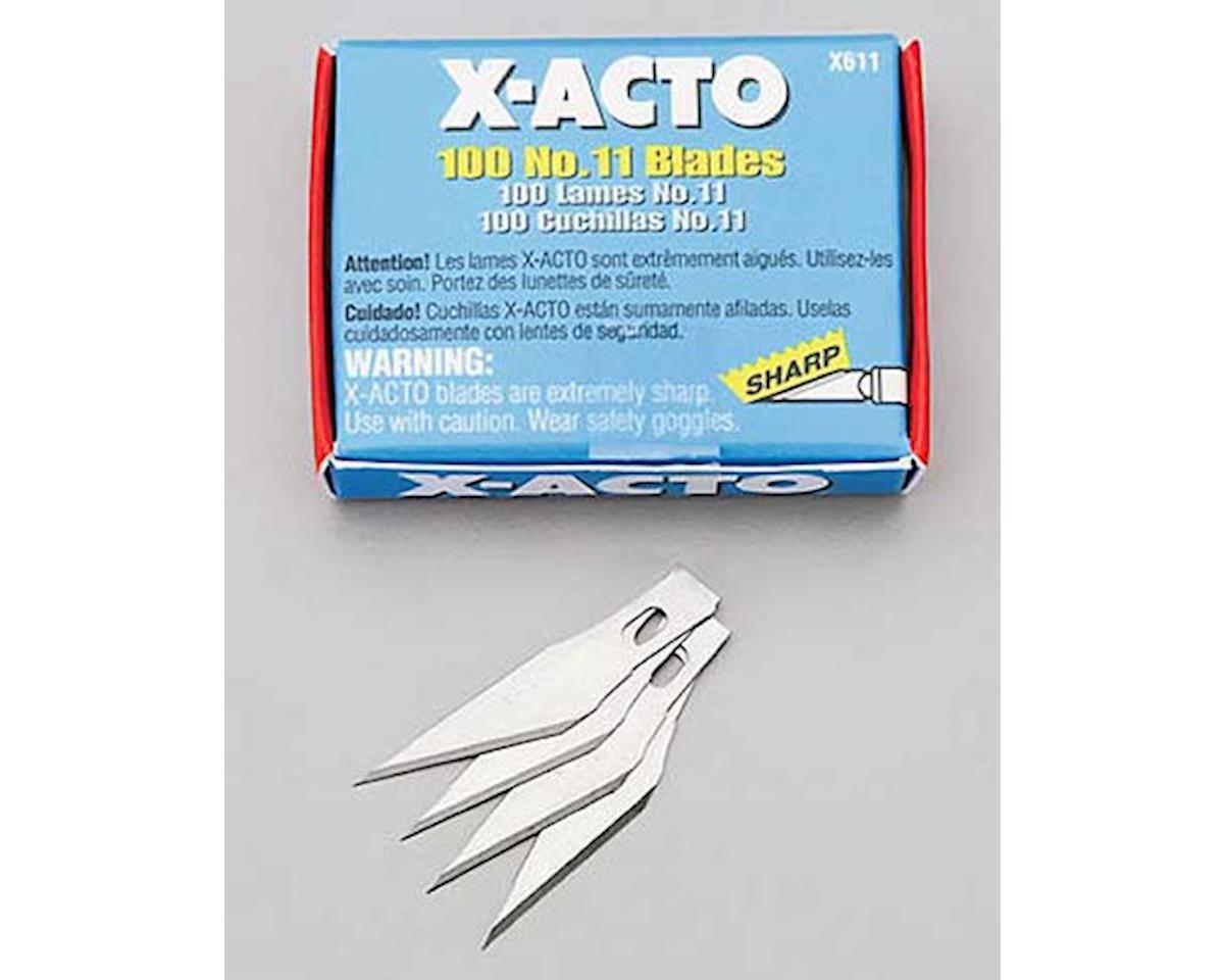 X-acto X611 #11 Blade Bulk (100)