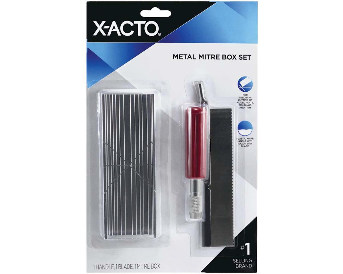 X-acto Mitre Box Set