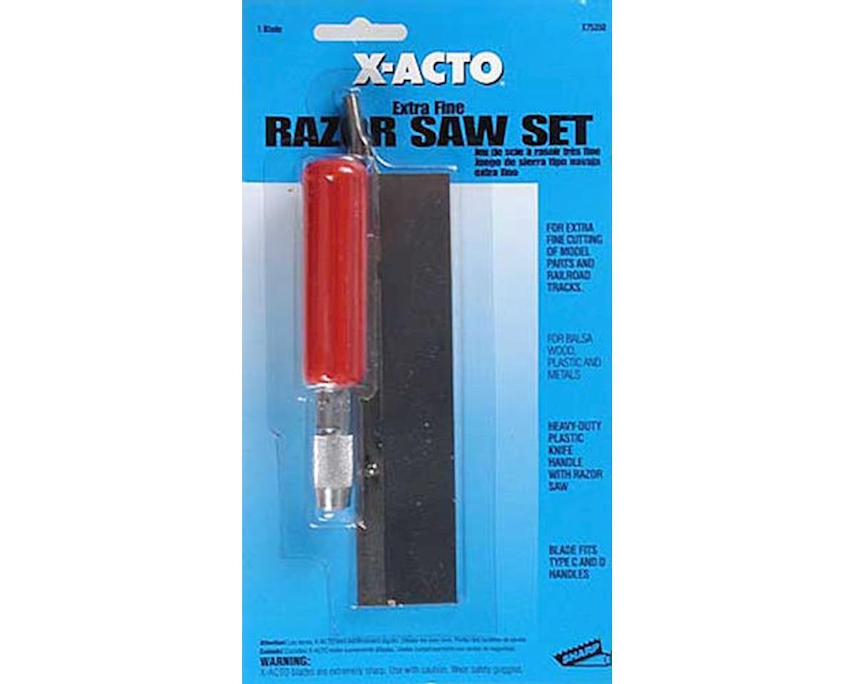 X-acto X-Fine Razor Saw Set-Carded