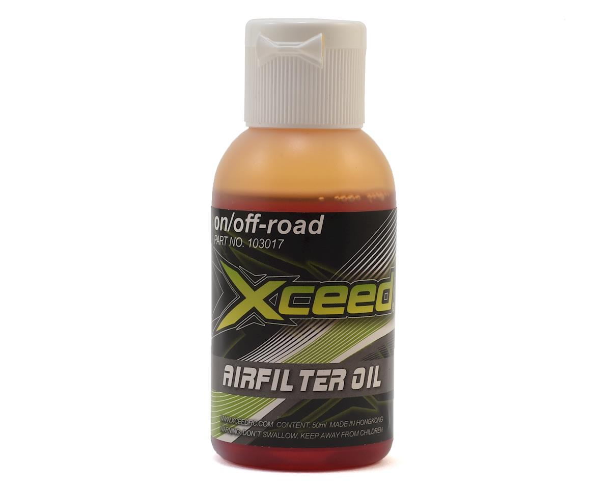 Mastergrade Air Filter Oil (50ml) by Xceed RC