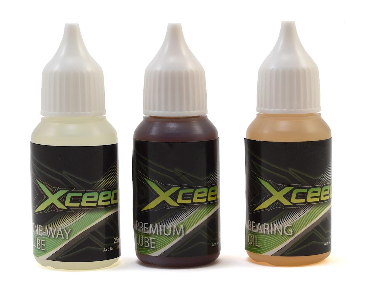 Xceed RC Oil Set
