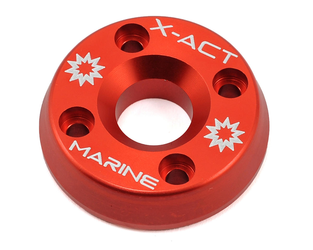 X-Act Performance .21/.28 Marine Water Cooled Head