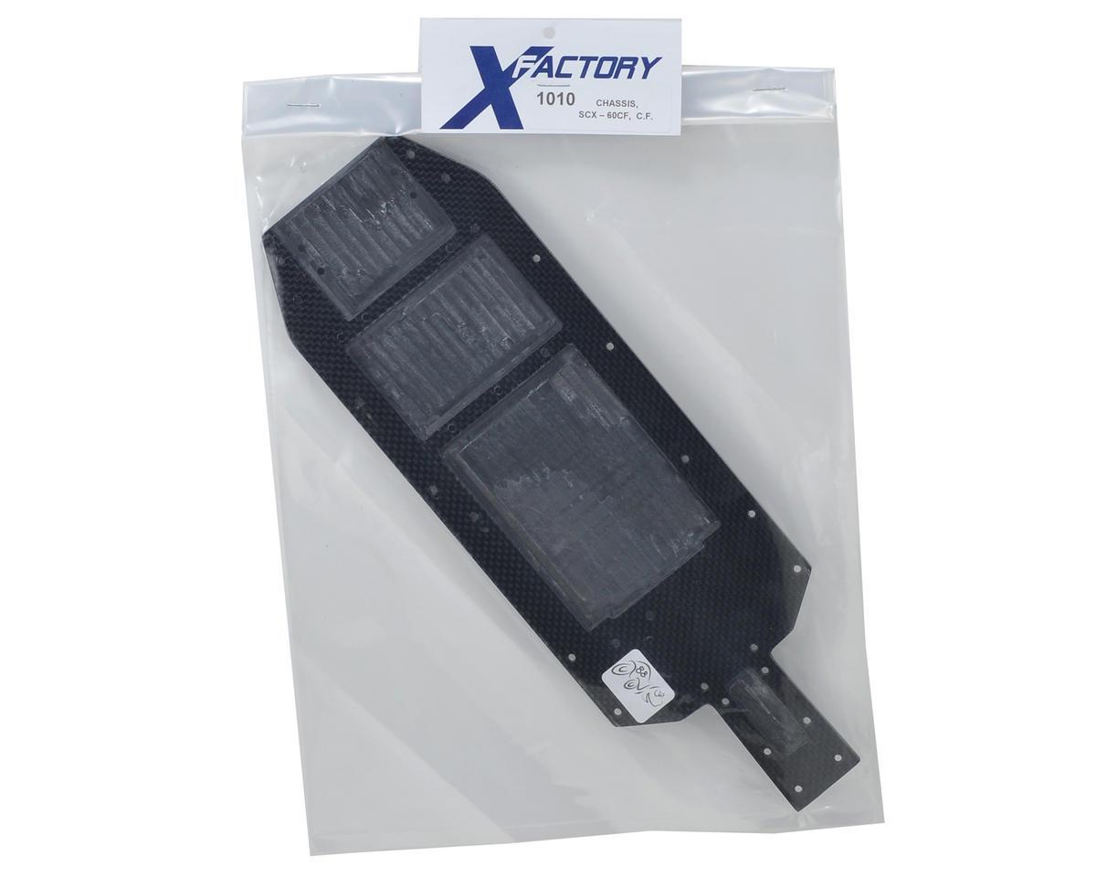 X Factory Carbon Fiber SCX Chassis