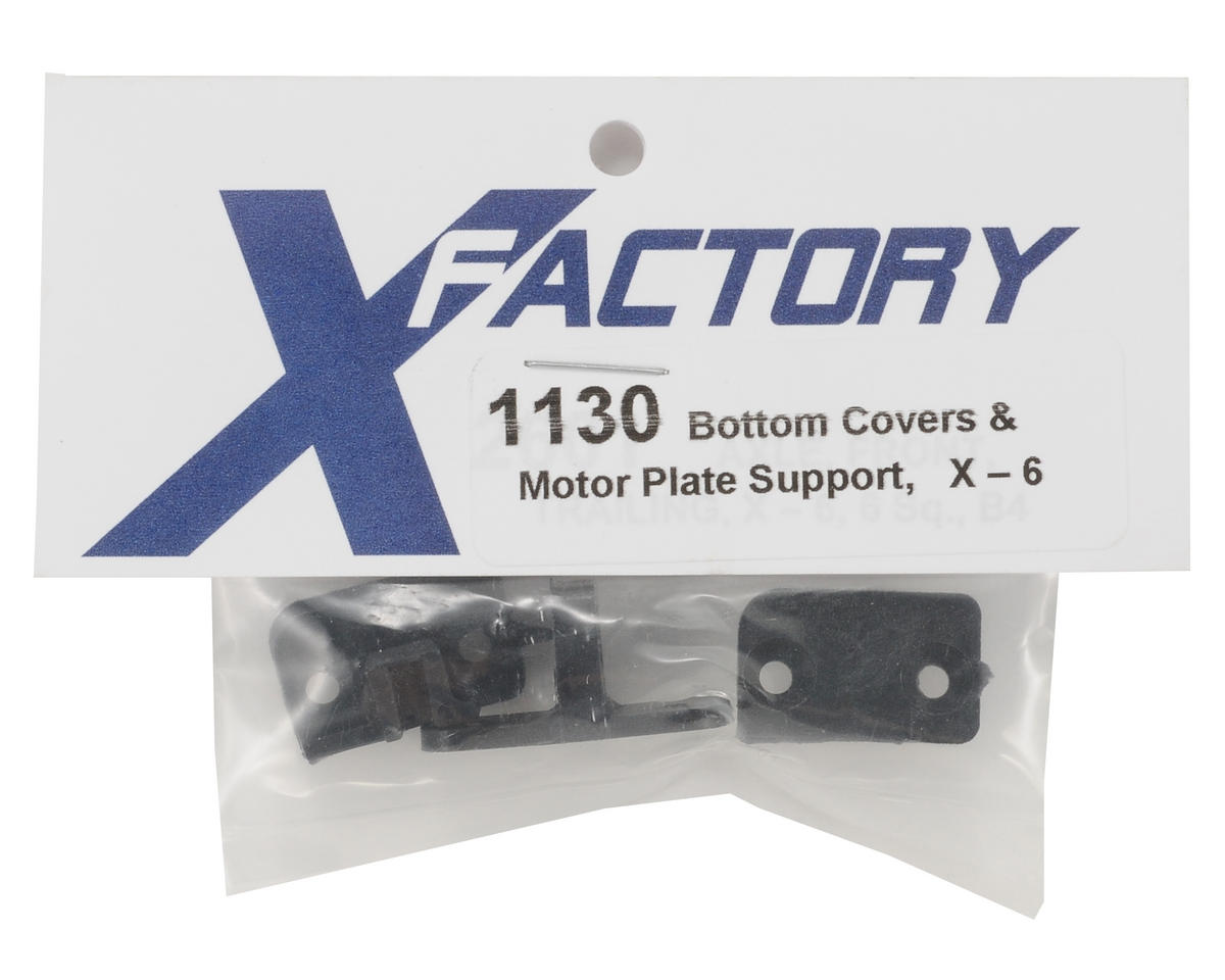 X Factory Motor Support/Bottom Cover Set