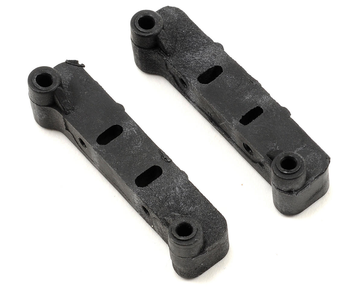 X Factory 3 & 4° Rear Toe-In Block Set (2)