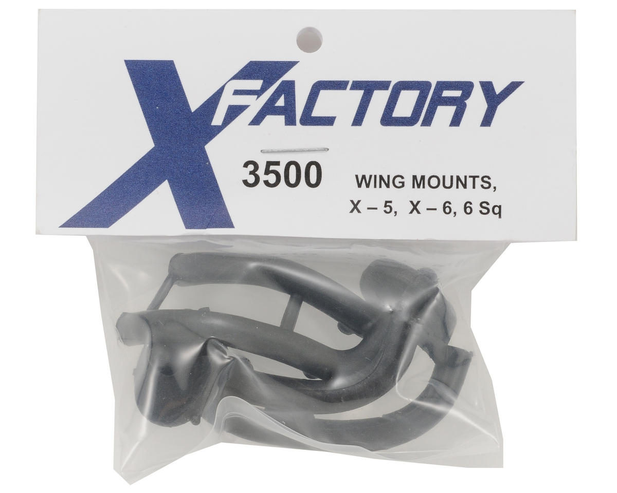 X Factory Wing Mount Set