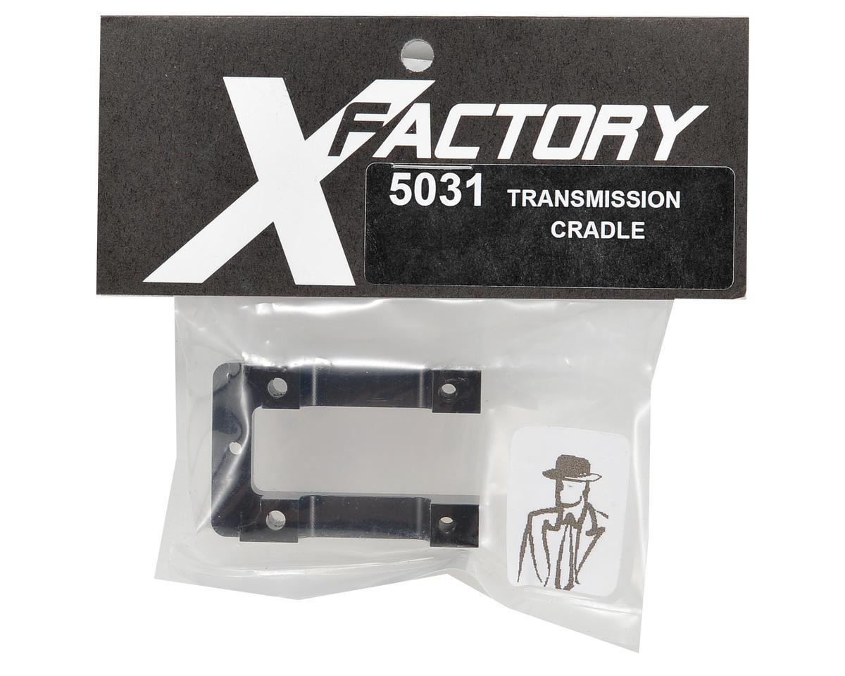 X Factory Transmission Cradle (Black)