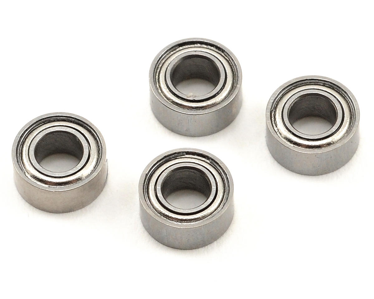 "X Factory 1/8x1/4"" Metal Bearing (4)"