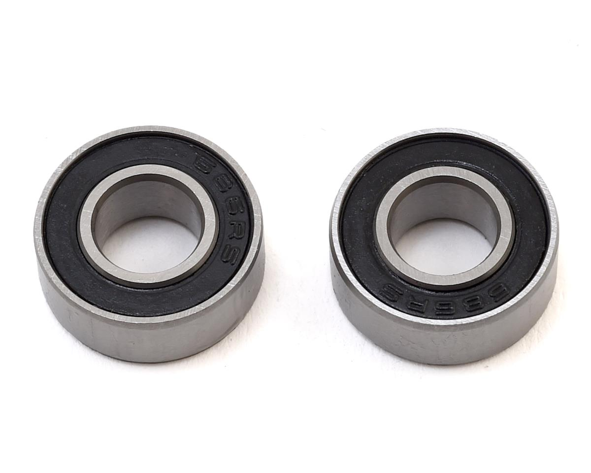 X Factory 5x13x5mm Rubber Sealed Bearing (2)