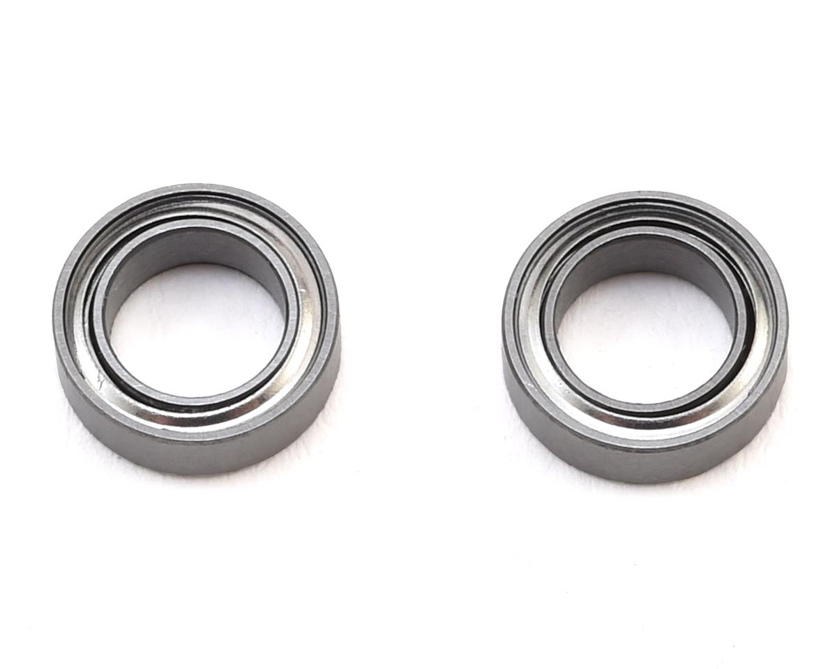 5x8x2.5mm Metal Sealed Bearing (2) by X Factory