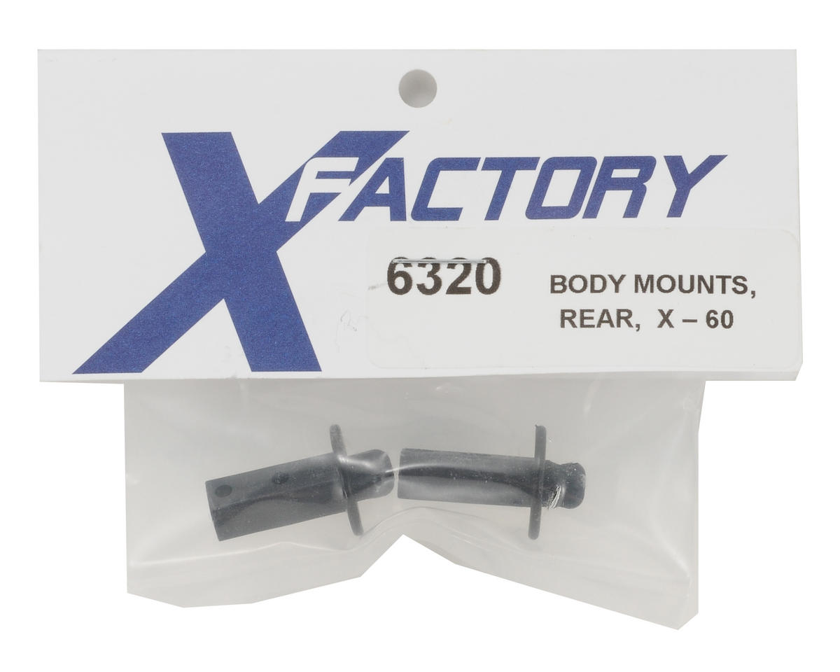 X Factory Body Mount (2)