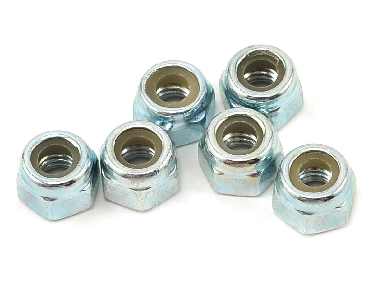 X Factory 4mm Locknut (6)