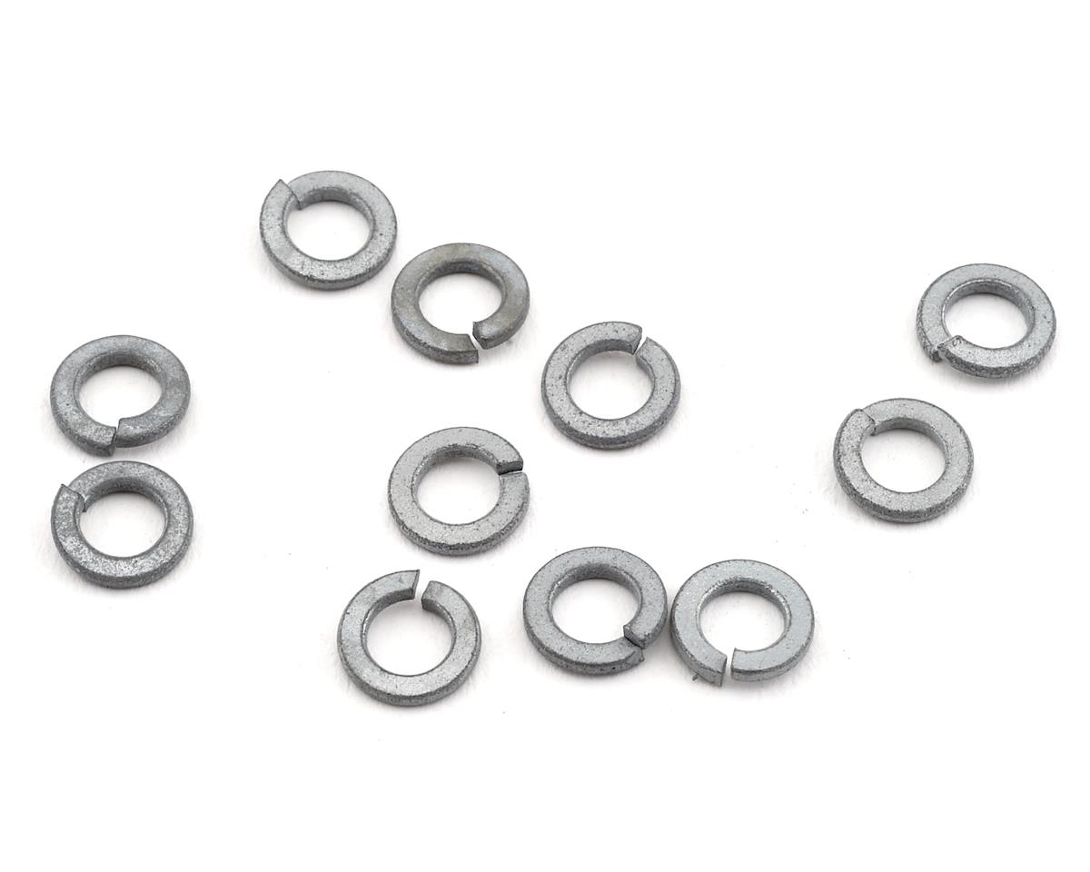 X Factory 3mm Split Ring Washer (10)