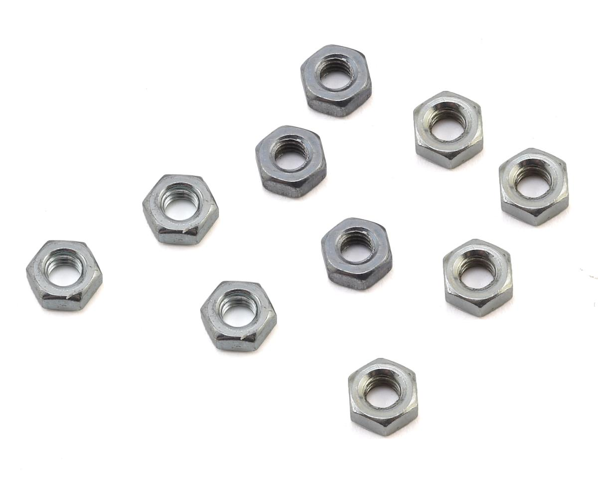 X Factory 4mm Plain Nut (10)