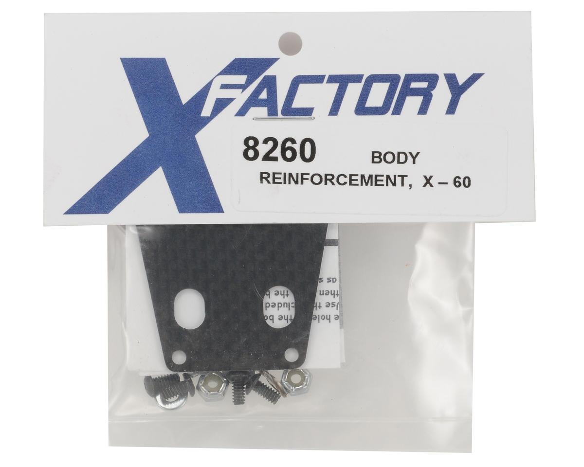 X Factory X-60 Body Reinforcement Kit