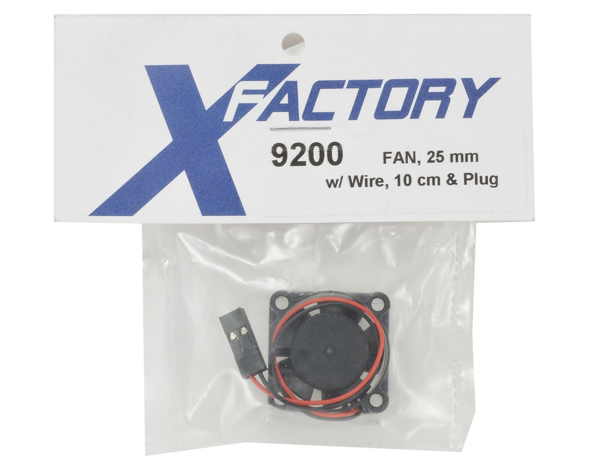 25mm Cooling Fan by X Factory
