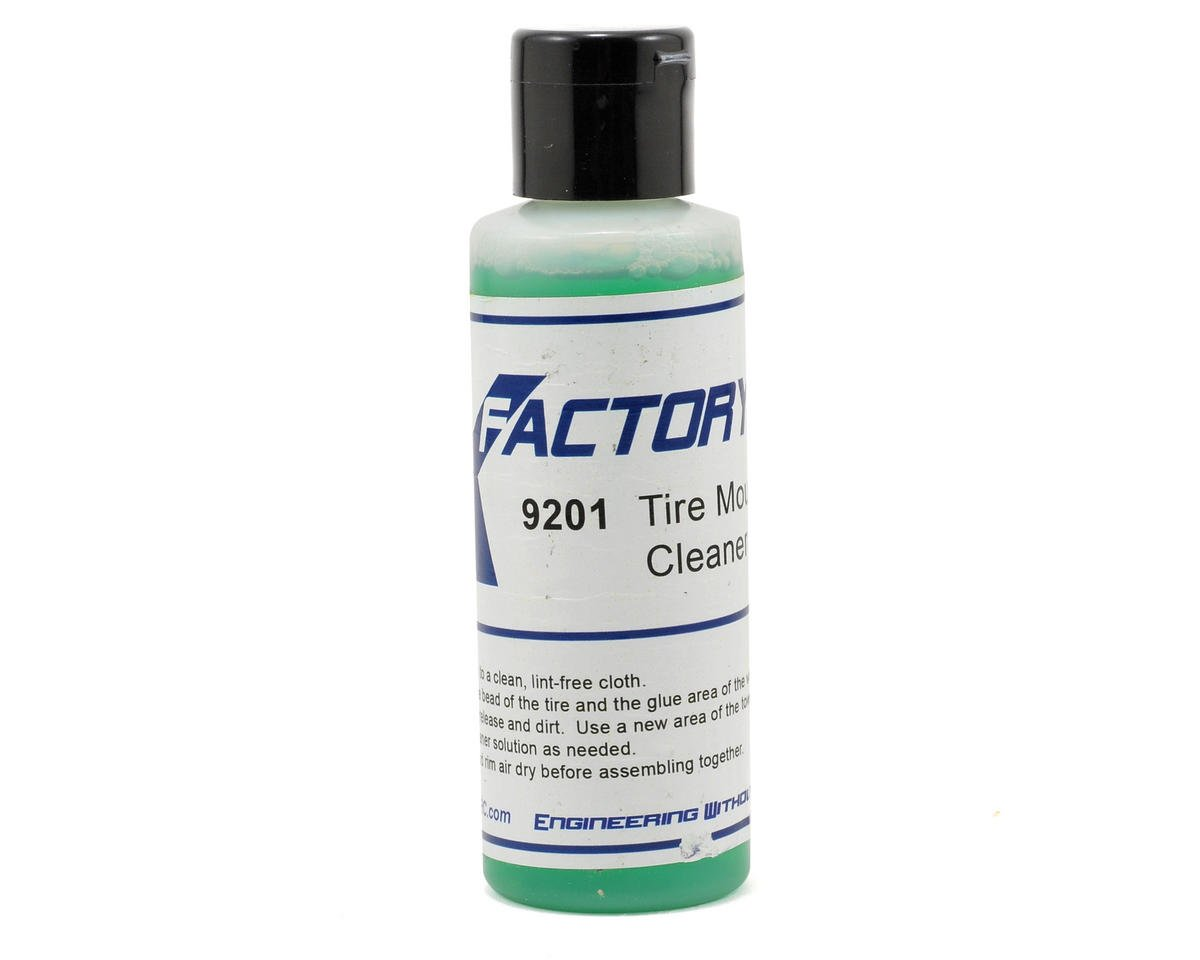 X Factory Tire Mounting Cleaner