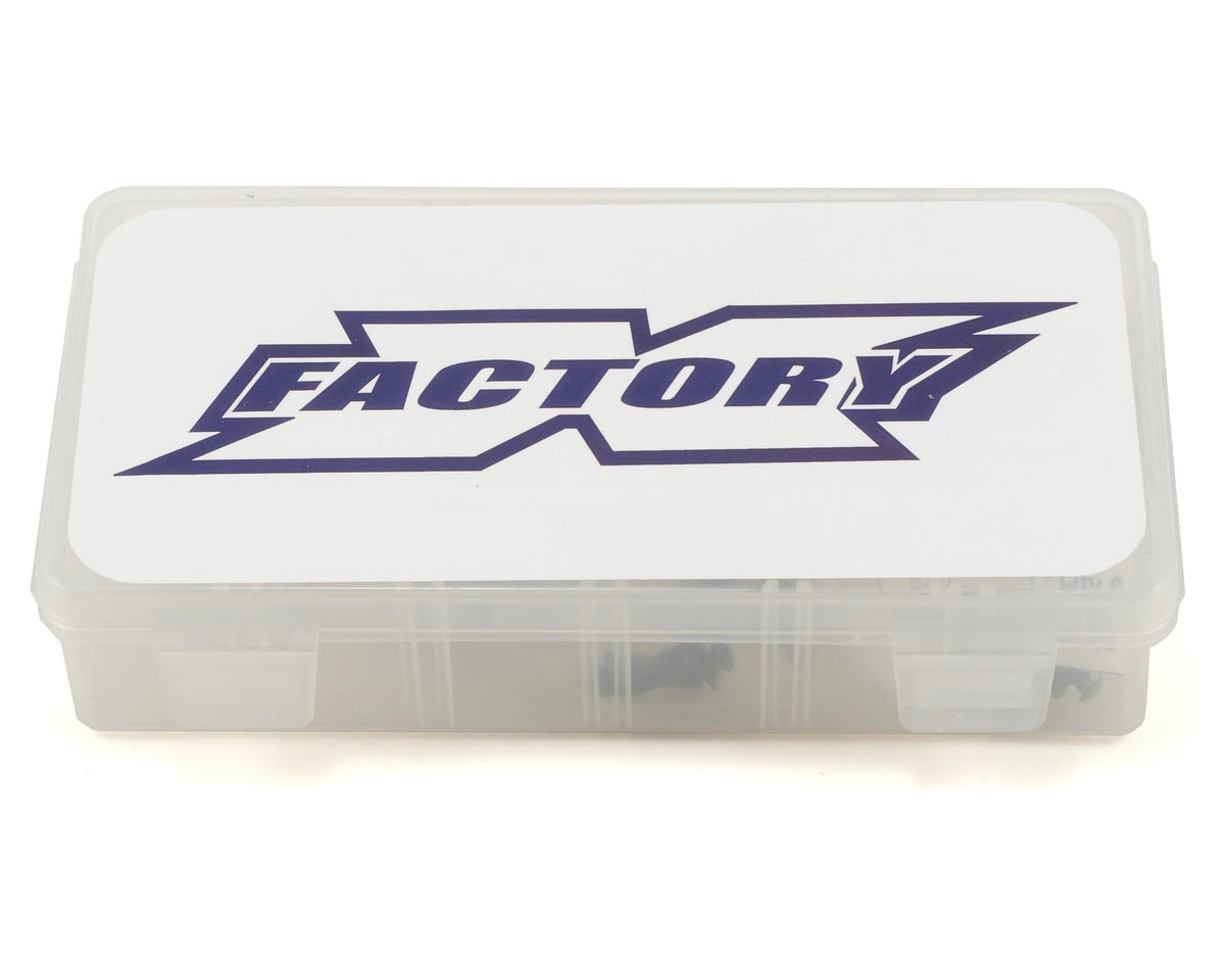 X Factory X-60 Box 'O Bolts