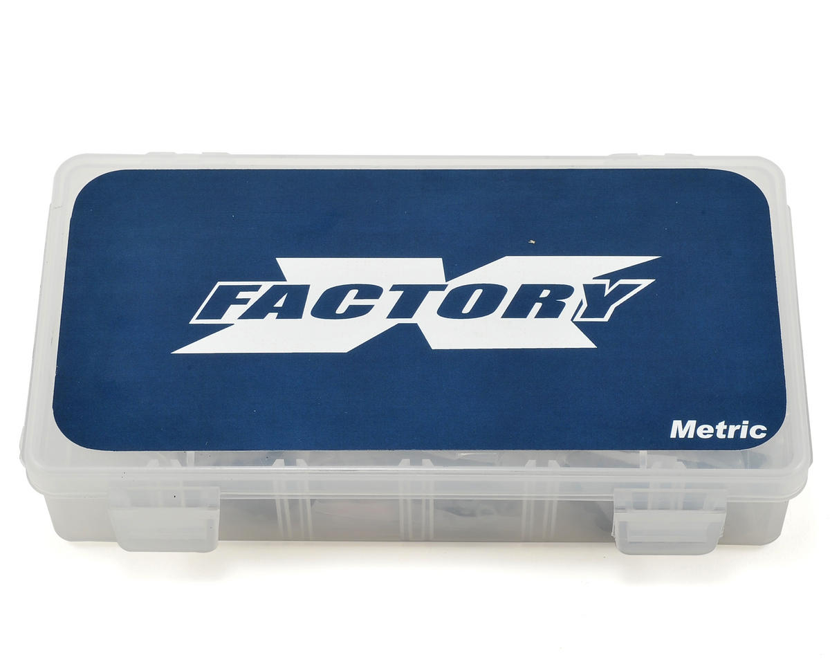 X Factory Metric Box 'O Bolts