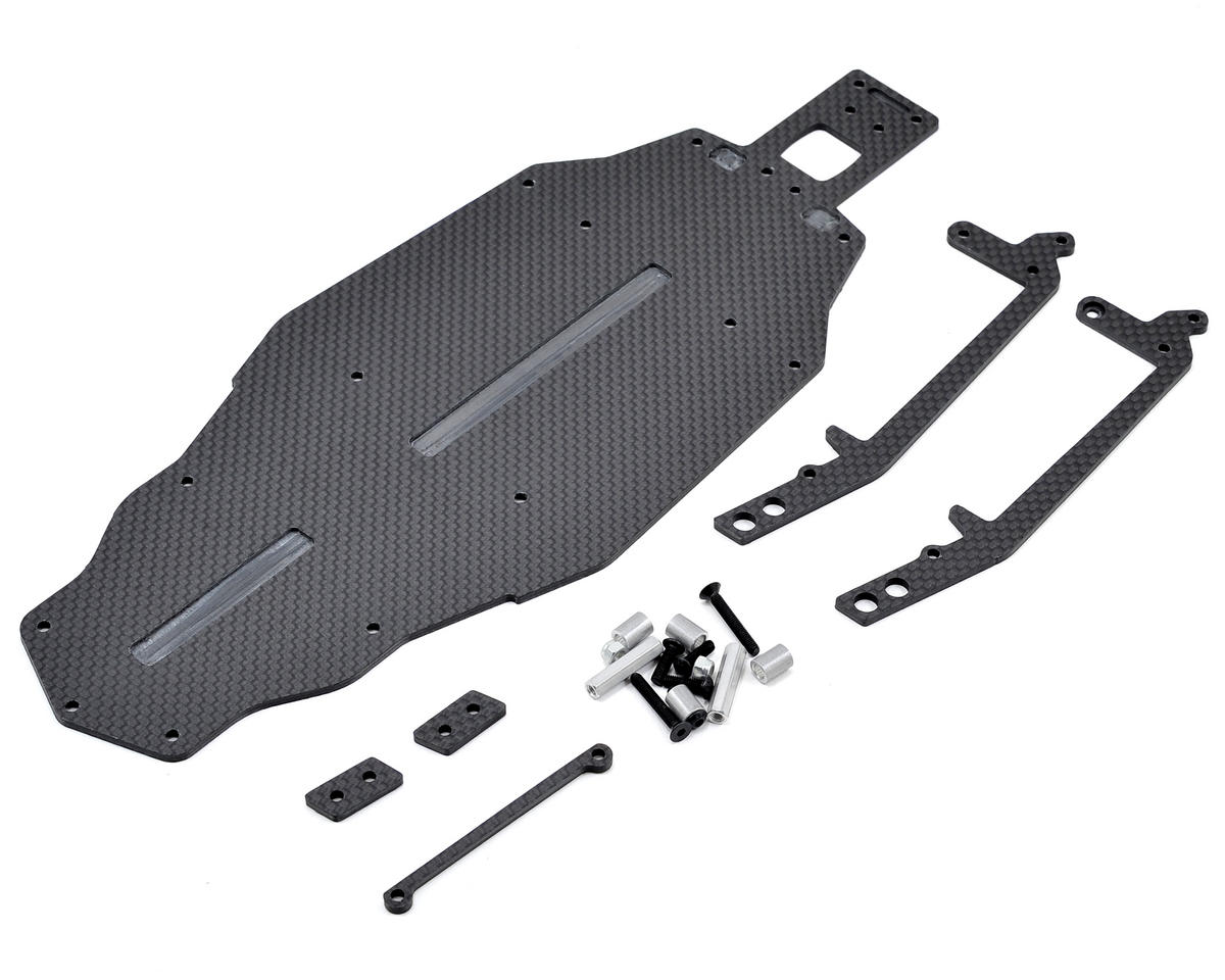 "X Factory ""Infinity"" B5M Carbon Fiber Chassis Kit"