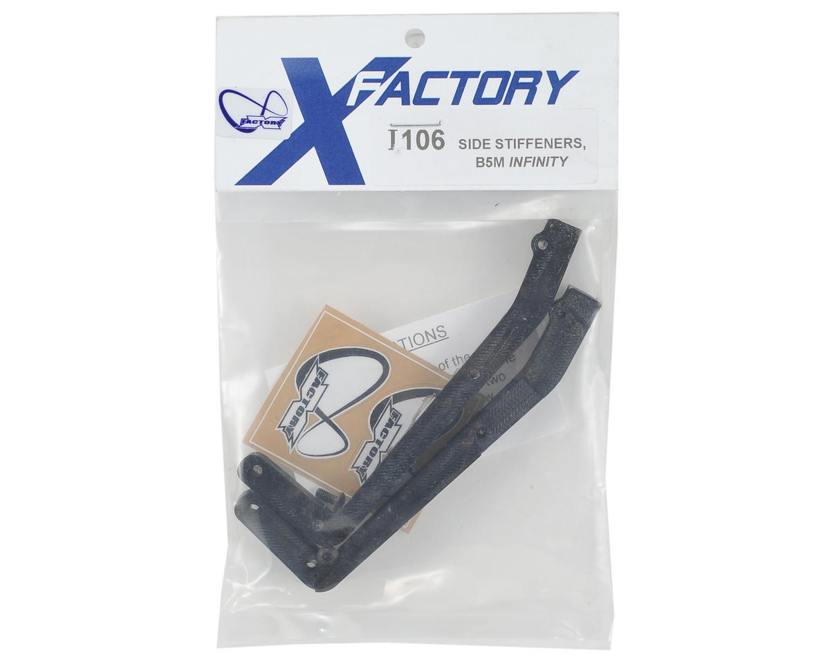"X Factory ""Infinity"" B5M Chassis Stiffener (2)"