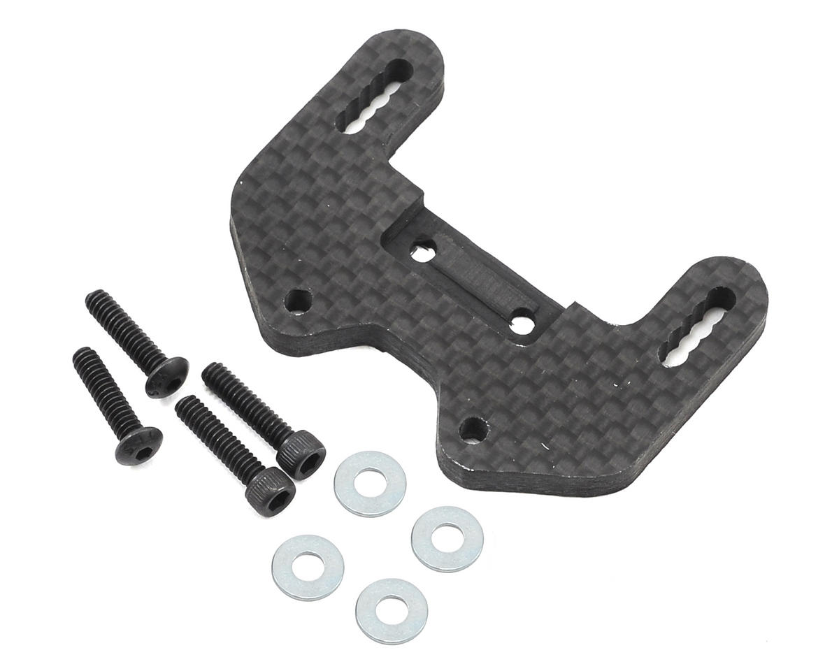 "X Factory ""Infinity"" Carbon Fiber Associated B44 Camber Link Mount"