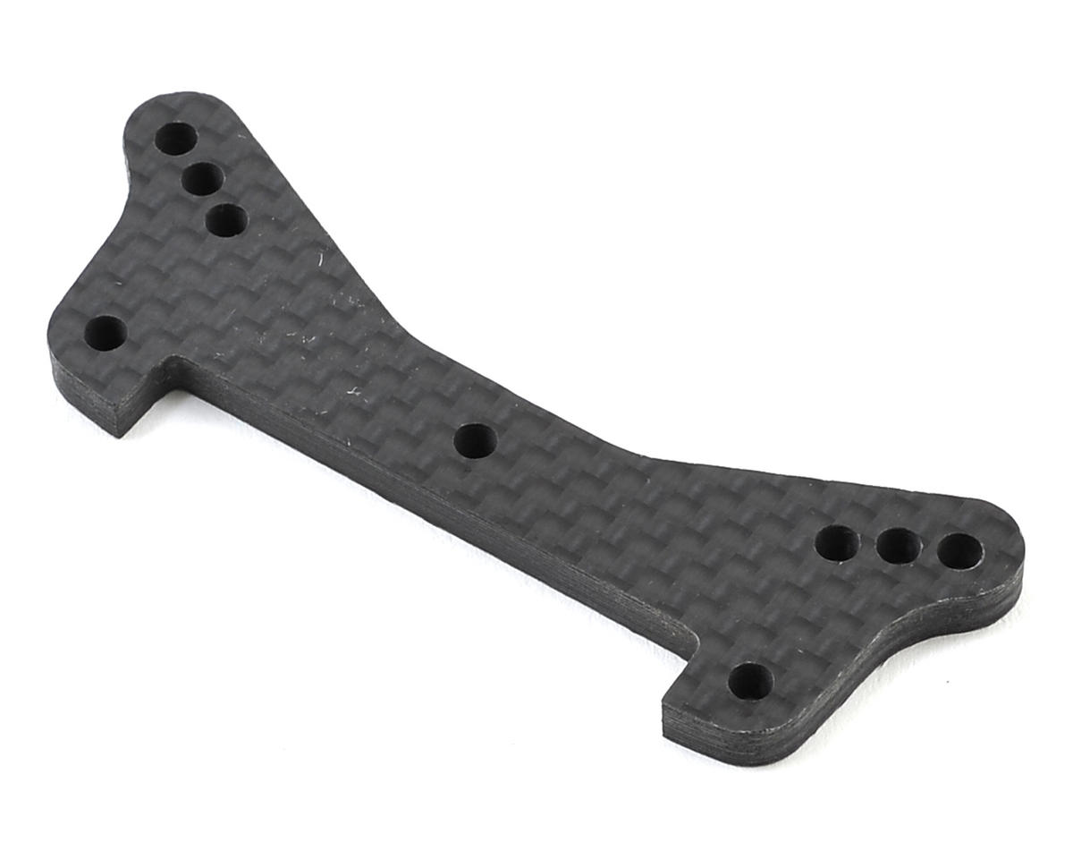 "X Factory Carbon Fiber ""Infinity"" D413 Front Shock Tower"