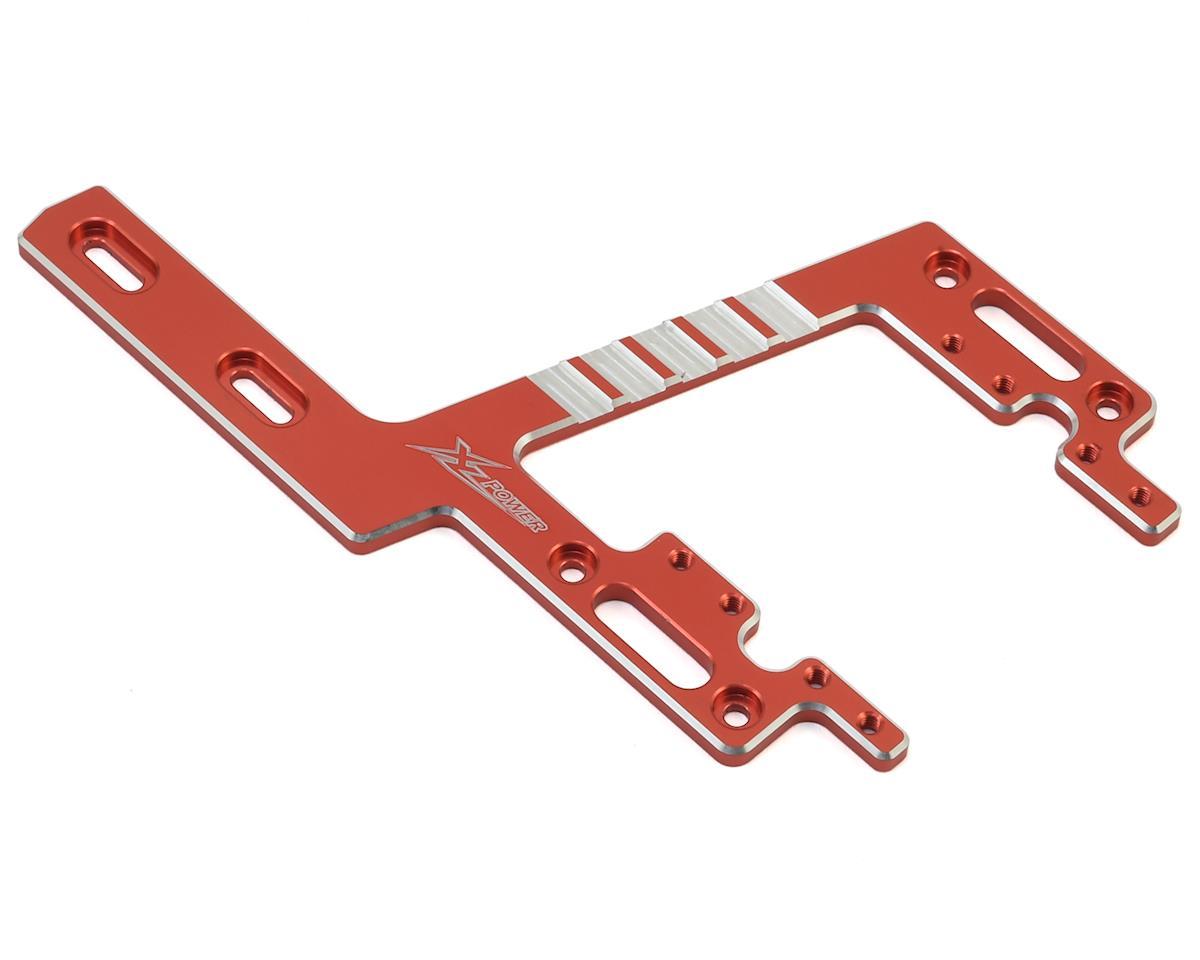 XLPower Metal Shapely Reinforcement Plate (Left)
