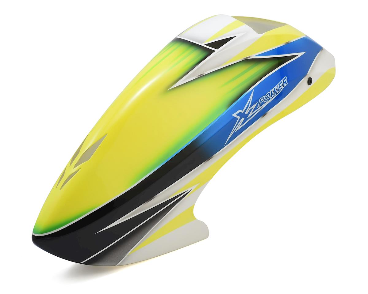XLPower V2 Canopy (Yellow/Blue/White)