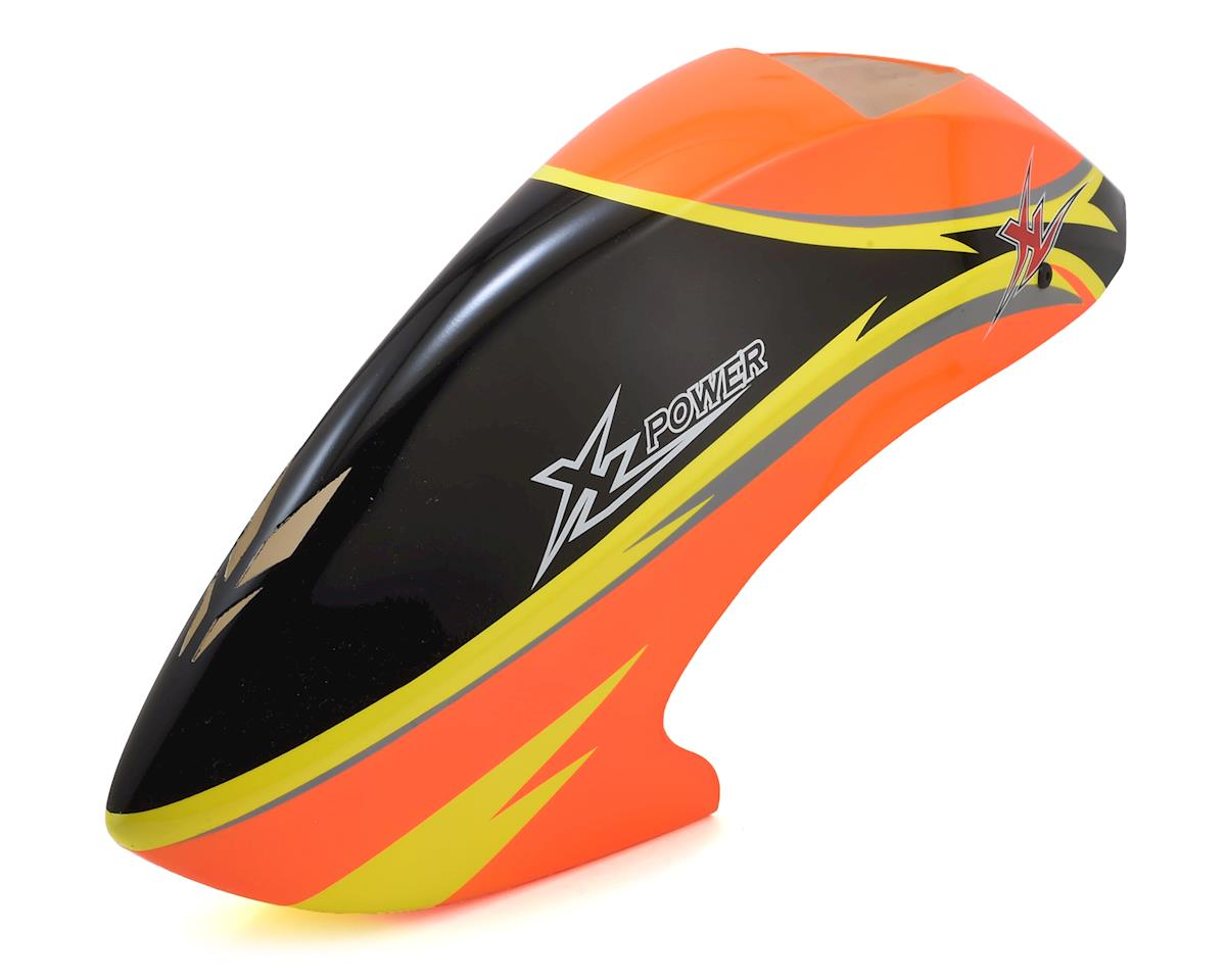 XLPower 550 V2 Canopy (Orange/Yellow/White)