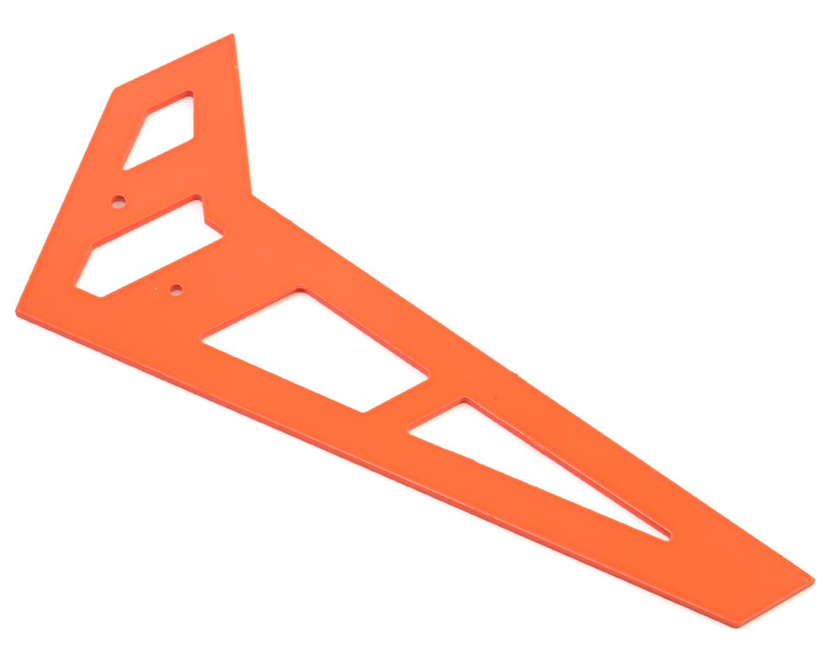 XLPower 550 Orange Carbon Fiber Vertical Stabilizer
