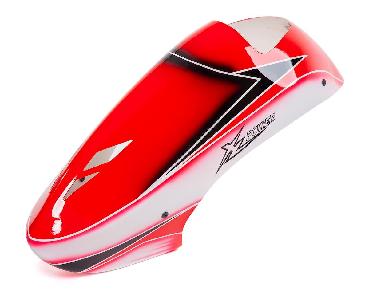 XLPower Specter 700 Canopy (Red/White/Black)