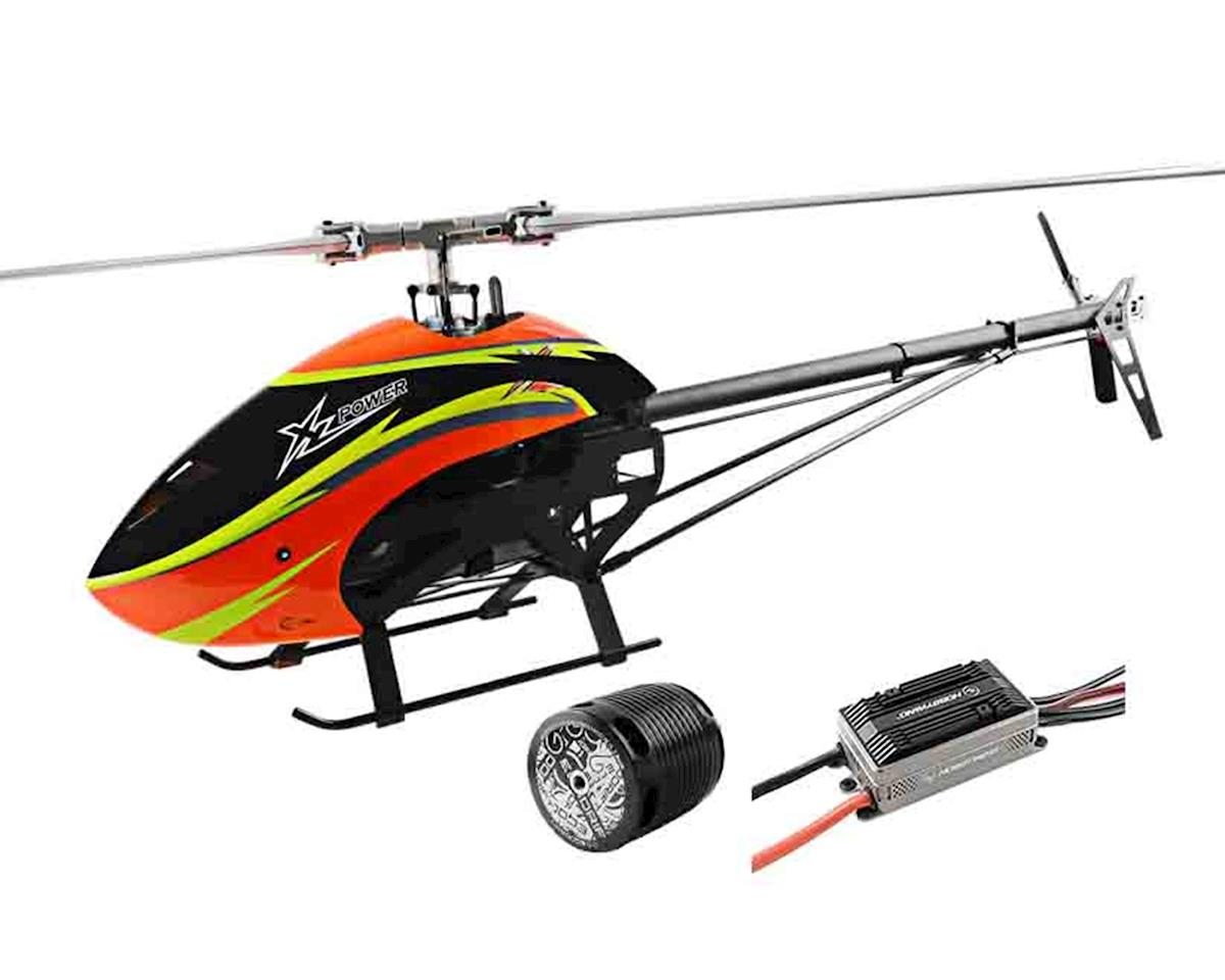 XLPower Specter 700 Electric Helicopter Kit (Combo Edition)