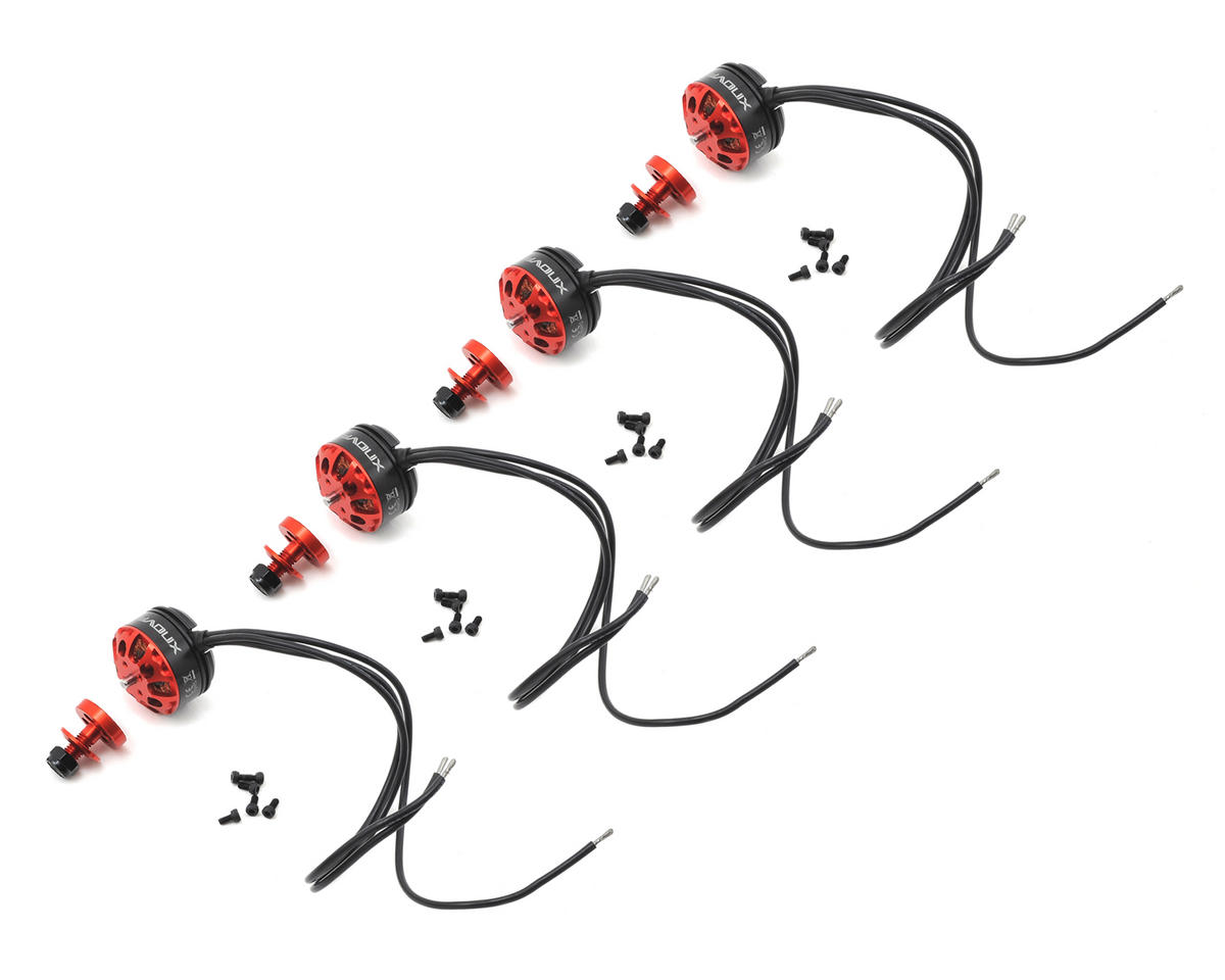 2206 FPV Racing Motor Set (4) (2300Kv) by Xnova