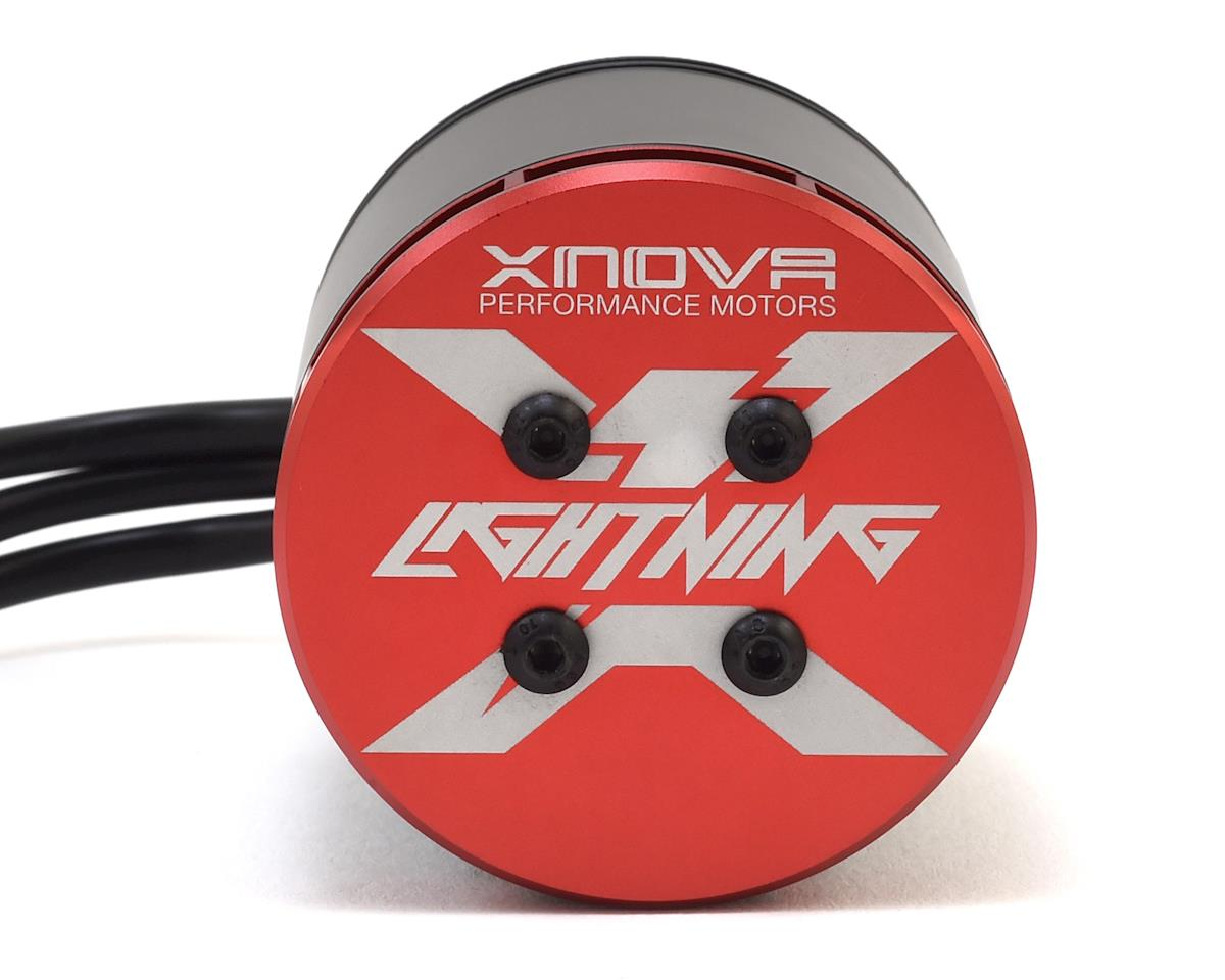 Xnova Lightning 4025-560KV Brushless Motor w/6mm Shaft (Shaft A)
