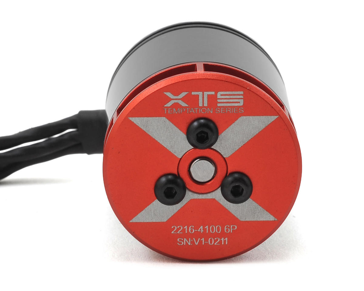 XTS 2216-4100KV Brushless Motor by Xnova