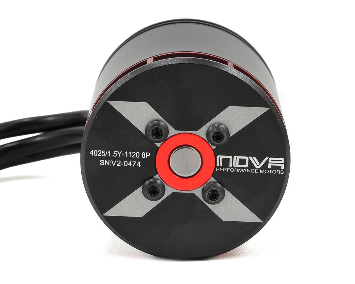 Xnova 4025-1120KV 1.5Y V3 Brushless Motor w/6mm Shaft (Shaft B)