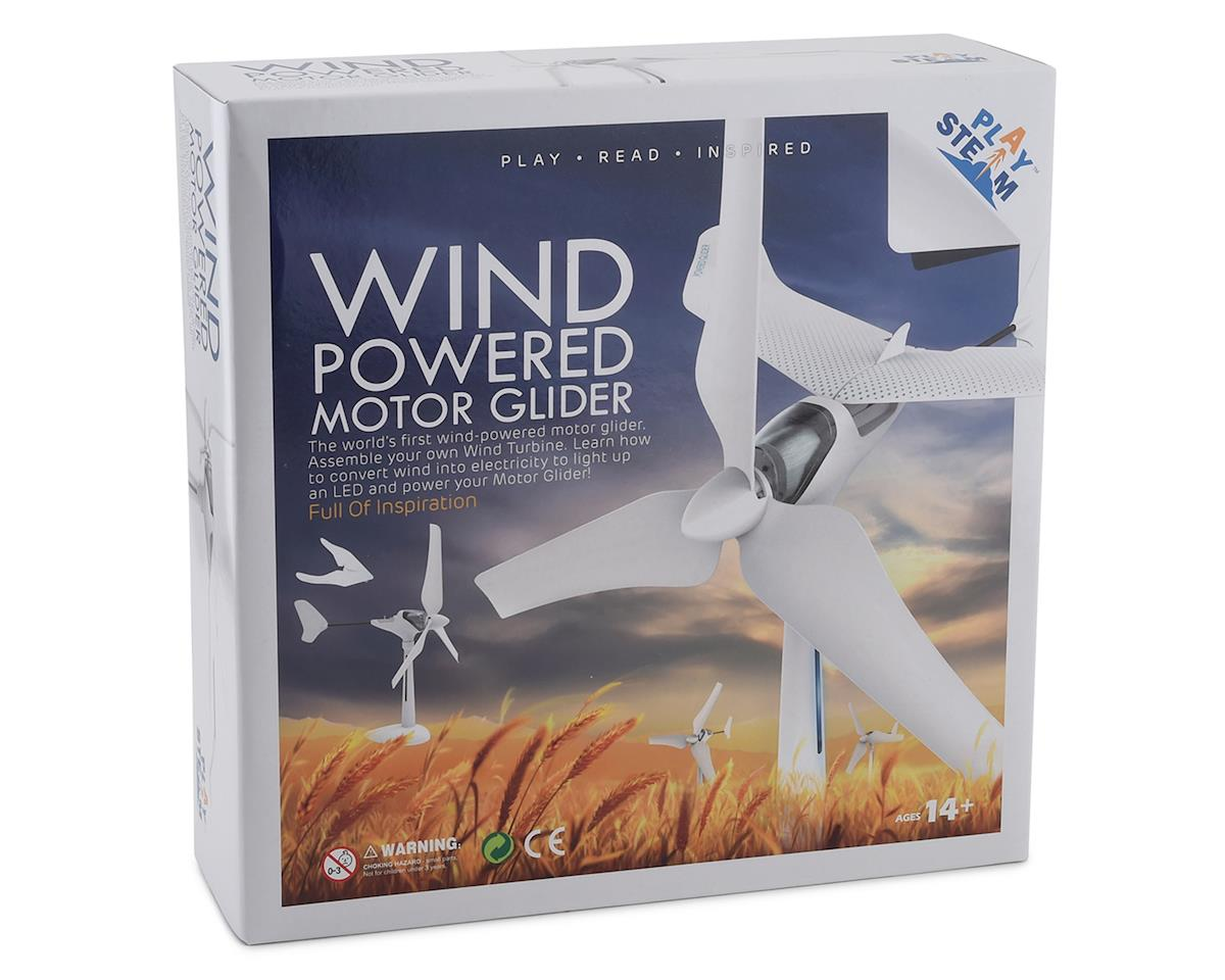 PlaySTEAM Wind Powered Motor Glider | relatedproducts