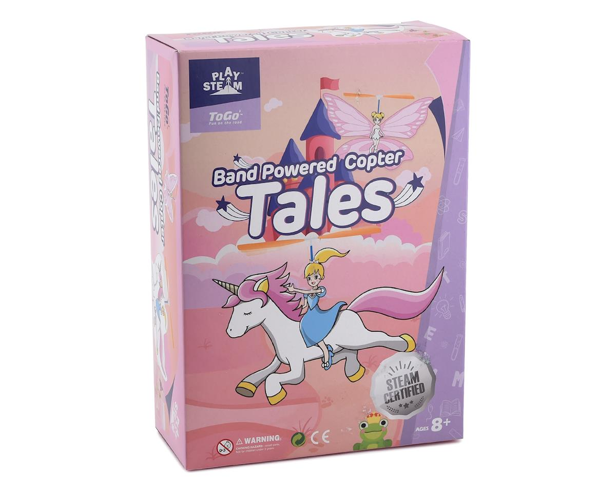 PlaySTEAM ToGo Band Powered Copter Tales