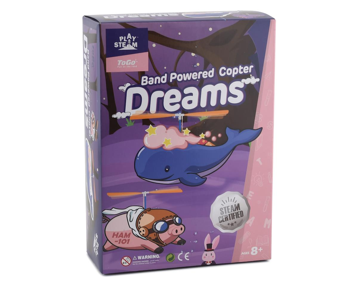 PlaySTEAM ToGo Band Powered Copter Dreams
