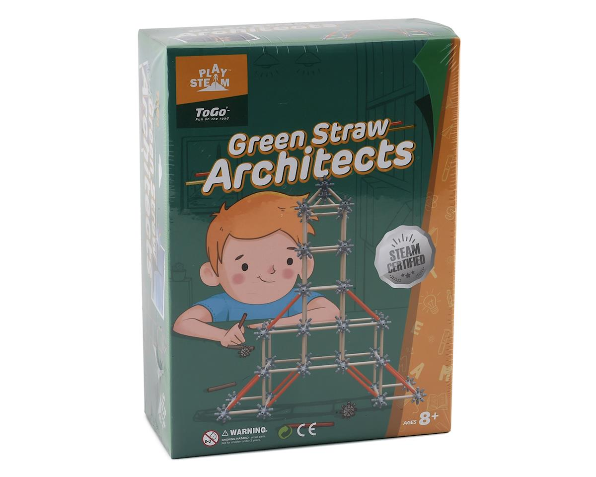 PlaySTEAM ToGo Green Straw Architects | relatedproducts