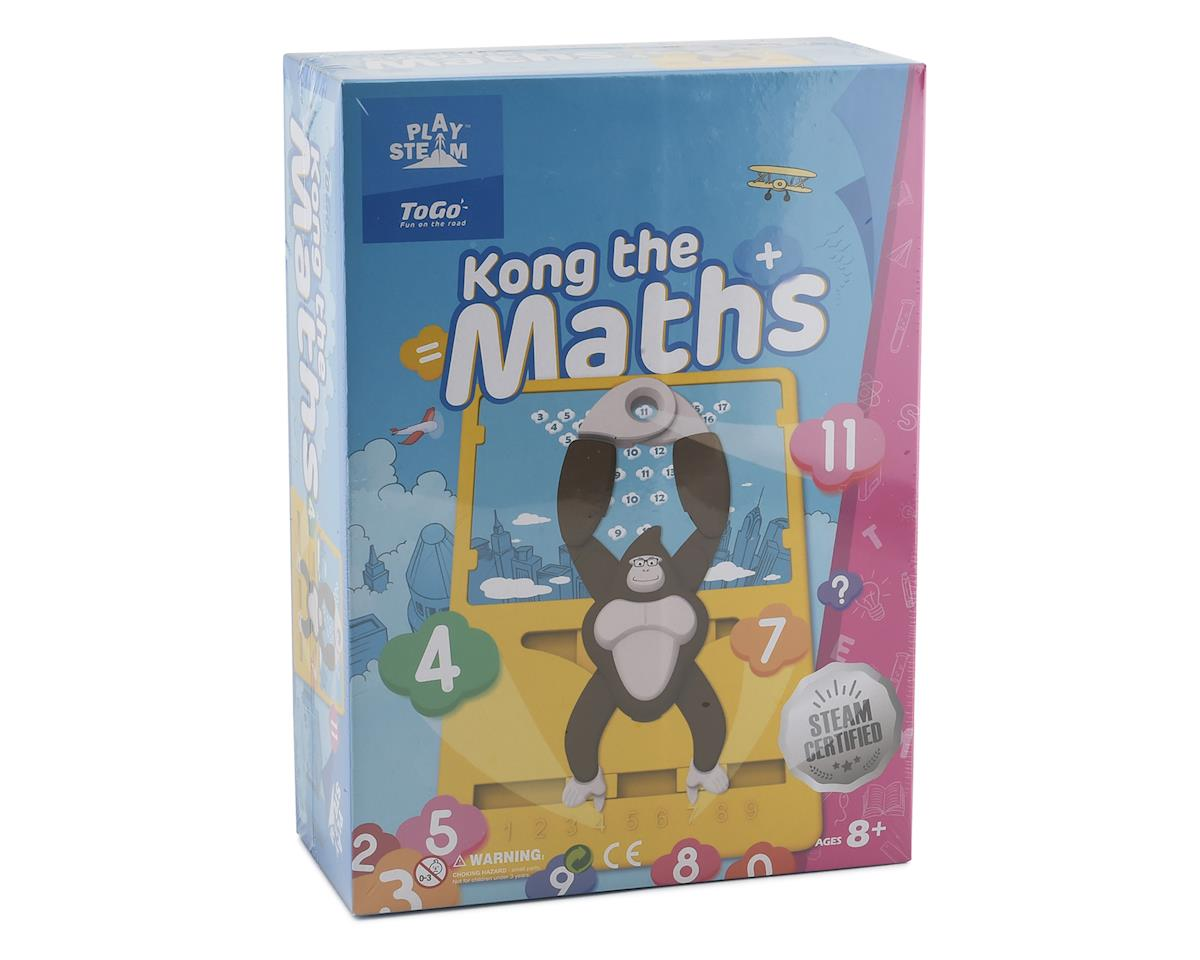 PlaySTEAM ToGo Kong The Maths