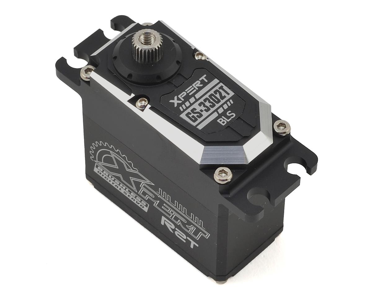 Xpert R2 Tail Metal Gear Brushless Servo (High Voltage)