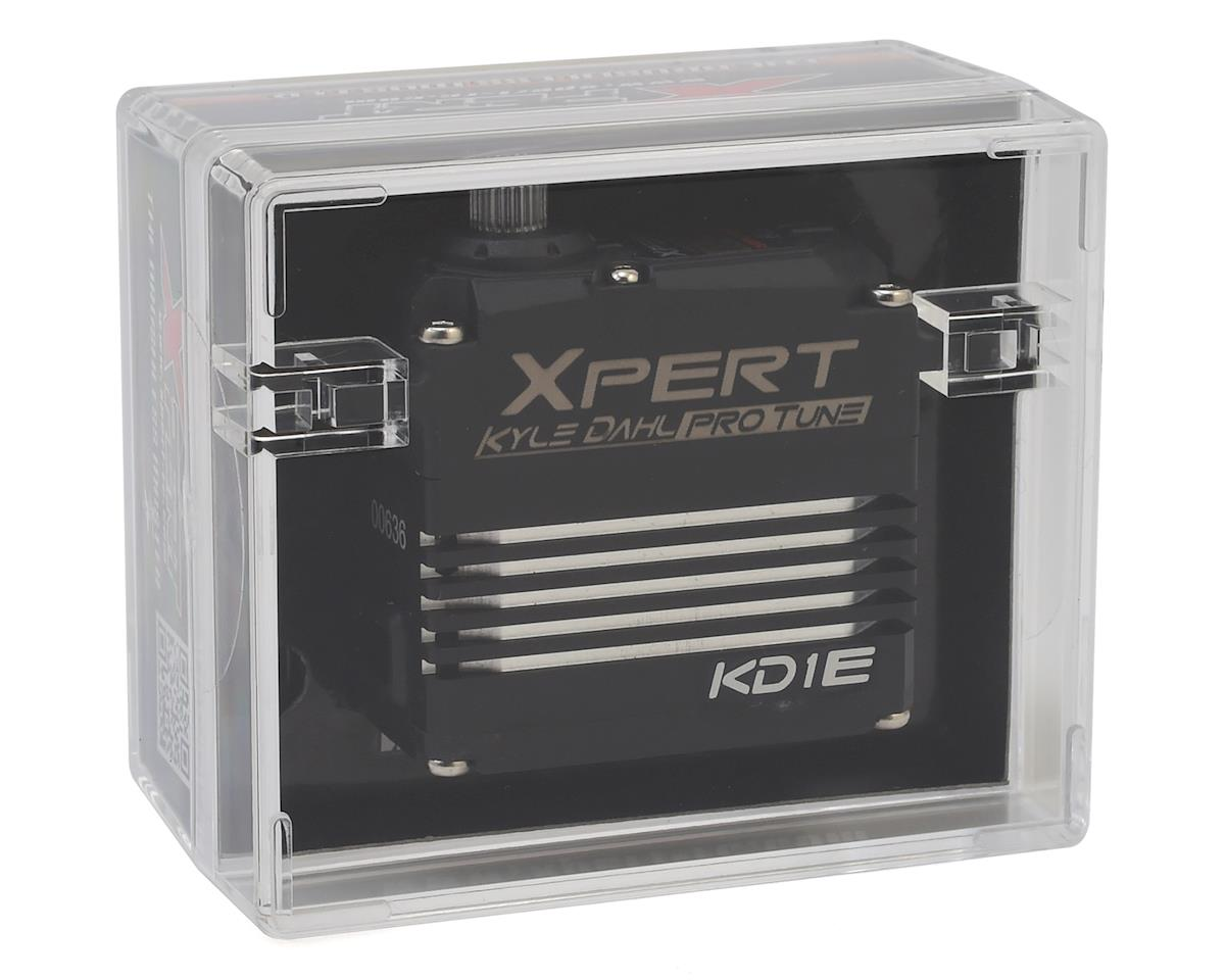 Xpert KD1E Kyle Dahl Pro Tune High Speed Brushless Throttle Servo (High Voltage)