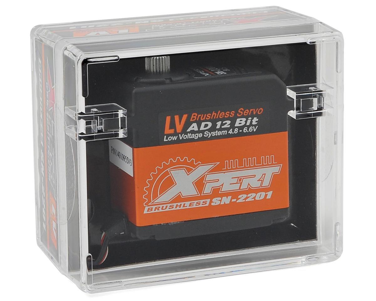 """Xpert 2000 Series """"High Speed"""" Aluminum Center One Piece Servo"""