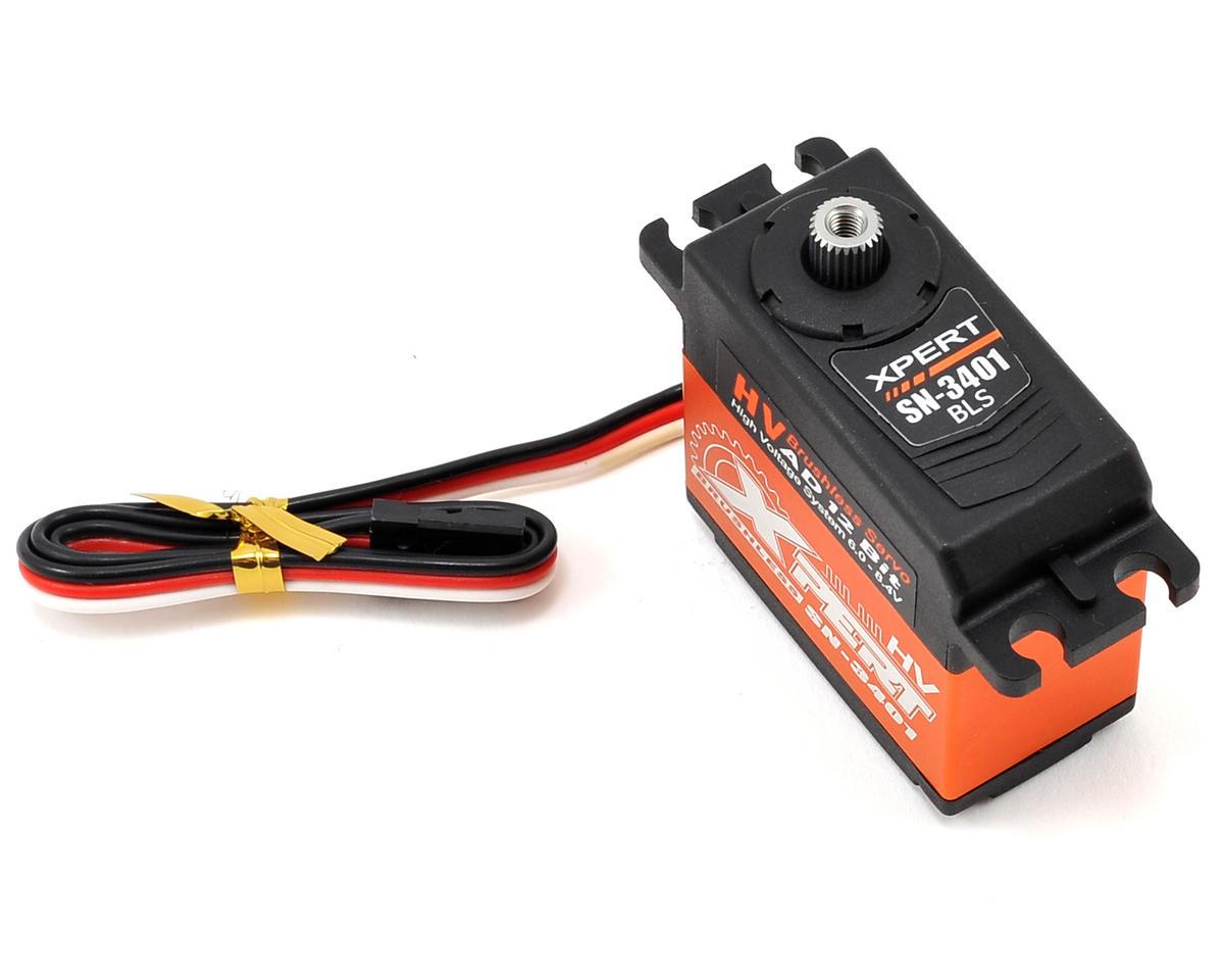 """Xpert 3000 Series """"High Speed"""" High Voltage Aluminum Center One Piece Servo"""