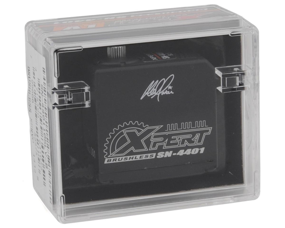 "Xpert ""Lee Martin Signature"" SN-4401 ""High Speed"" Aluminum Center Case Servo (Black)"